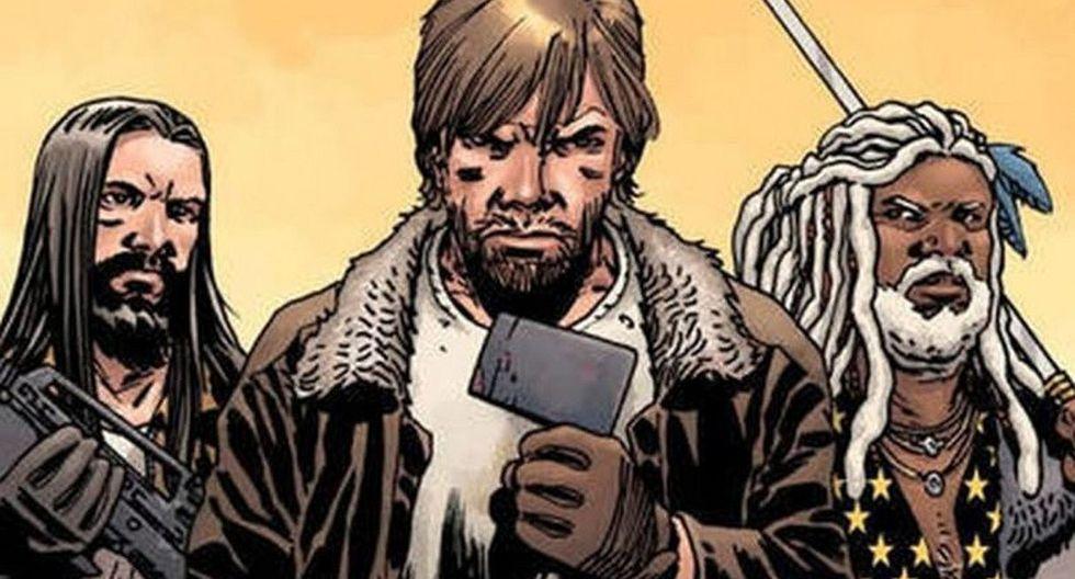 """El cómic de """"The Walking Dead"""" llegará a su fin en su próxima edición. (Foto: Image Comics)"""