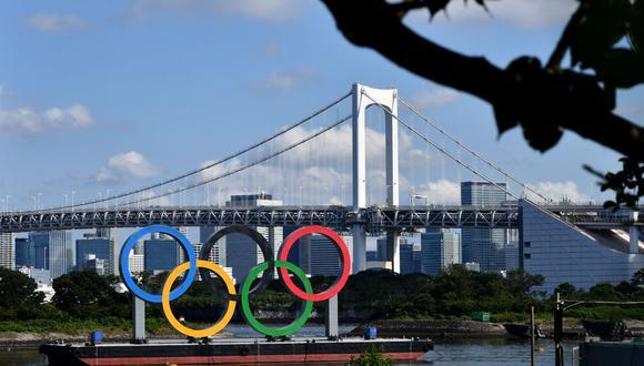 ATV se defiende y explica los detalles de la transmisión de los Juegos Olímpicos Tokio 2020. (Toshifumi KITAMURA / AFP).