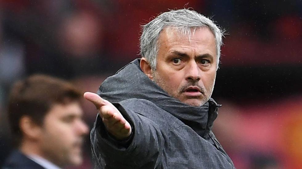 José Mourinho actualmente dirige al Tottenham Hotspur de la Premier League. (Foto: AFP)