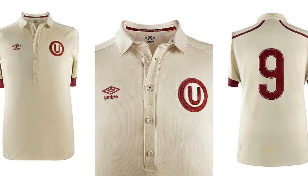 Universitario presentó la edición especial de la camiseta, diseñada por Umbro. (Umbro)