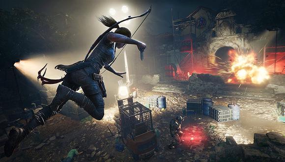 'Shadow of the Tomb Raider': Perú tendrá protagonismo en la nueva aventura de 'Lara Croft'. (Square Enix/Difusión)