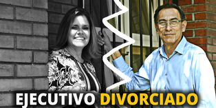 Ejecutivo divorciado