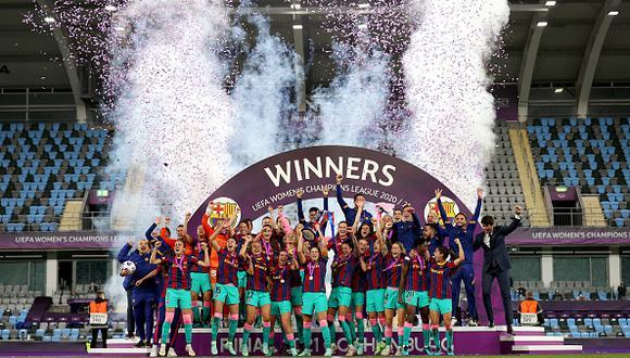 (Photo by Boris Streubel - UEFA/UEFA via Getty Images)