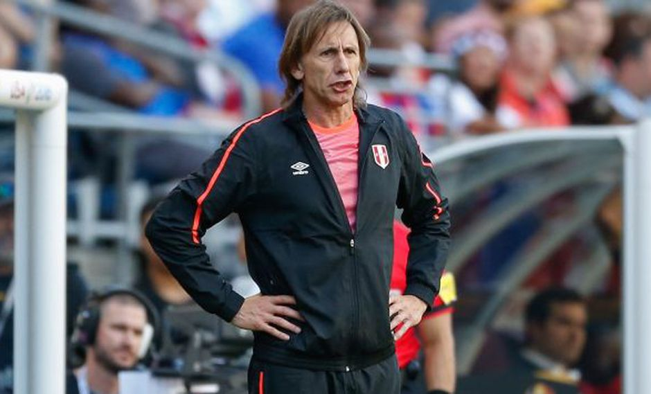 Ricardo Gareca prepara cambios para el próximo partido de la selección peruana. (EFE)