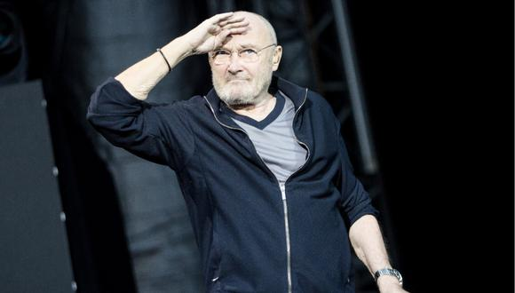 """In the Air Tonight"", tema de Phil Collins, vuelve a los ránkings por un video viral. (Foto: AFP/Christoph Schmidt)"