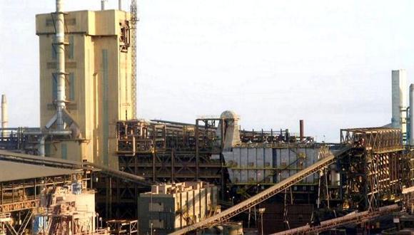 En duda. Empresa esperaba producir 1.4 millones de TM de cobre. (Difusión)