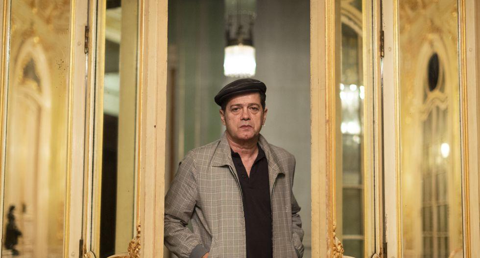 Santiago Auserón, músico y filósofo, autodenominado Juan Perro. (Foto: Renzo Salazar)