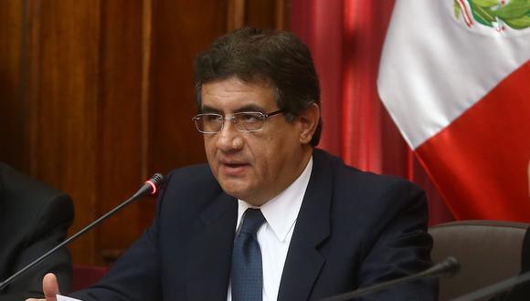 """Sheput criticó a los legisladores de Fuerza Popular por la forma """"agresiva"""" de referirse a sus adversores. (Foto: Congreso de la República)"""