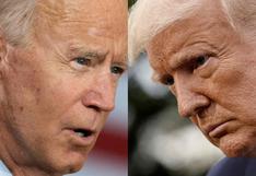 EE.UU.: Donald Trump endurece sus ataques contra Biden a dos días del debate