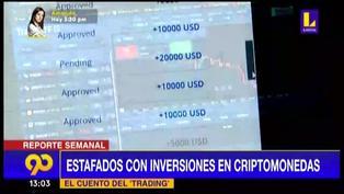 Cuento del Trading: Incrementan estafas a personas que deciden invertir en criptomonedas
