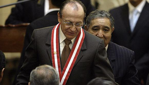 Peláez dijo que este es un tema político que solo le compete al presidente Humala. (USI)