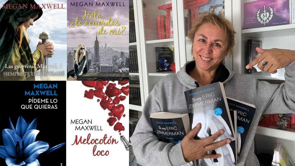 Este viernes 26 de febrero celebramos el cumpleaños número 56 de la reconocida escritora Megan Maxwell. Con más de cuarenta novelas publicadas, además de cuentos y relatos en antologías, Maxwell se ha consagrado como la mayor exponente de la literatura erótica en el Perú y el mundo. La cita se realizará este viernes las 8:00 pm a través del Facebook Live de Planeta de Libros Perú donde la autora compartirá con sus seguidores todo sobre su carrera literaria y sus personajes favoritos. Asimismo, propósito de celebrar su onomástico, te brindamos una recomendación de cinco de sus libros que pueden ayudar a entender el universo Maxwell.