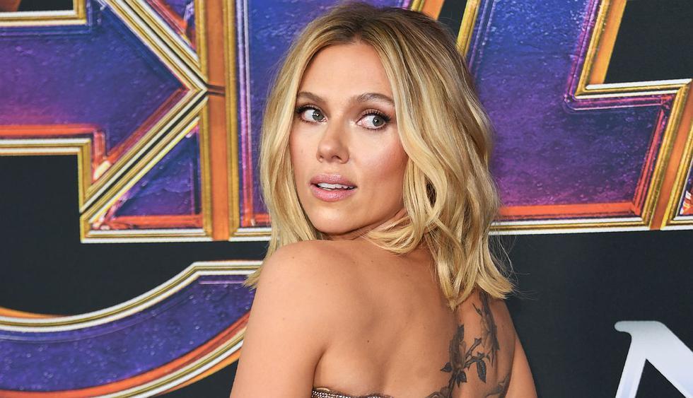 """Scarlett Johansson rompe su silencio y responde a críticas tras renunciar a papel transexual en """"Rug & Tug"""". (Foto: AFP)"""