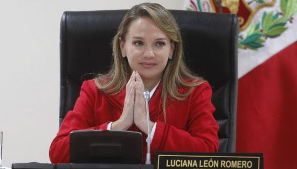 Luciana León compró camioneta el mismo año que adquirió primer departamento. (Perú21)
