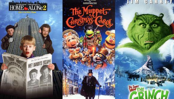 Si te quedas en casa, puedes disfrutar de estas películas con la familia. (Twentieth Century-Fox / Walt Disney / Universal).
