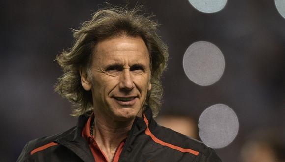 Gareca generó el retorno de Perú a un Mundial, tras 36 años sin procesos exitosos. (AFP)