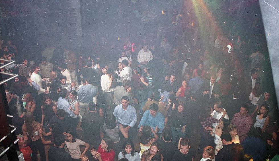 Utopía abrió sus puertas al público en mayo del 2002. En julio de ese mismo año se produjo el incendio que acabó con la vida de 29 jóvenes. (Difusión)