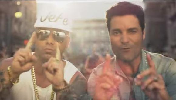 Chayanne: Te mostramos el videoclip de su canción de reggaeton con Wisin (Youtube)