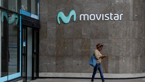 Movistar. (Foto: AFP)