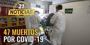 Coronavirus en Perú: MINSA confirma 47 muertos por COVID-19