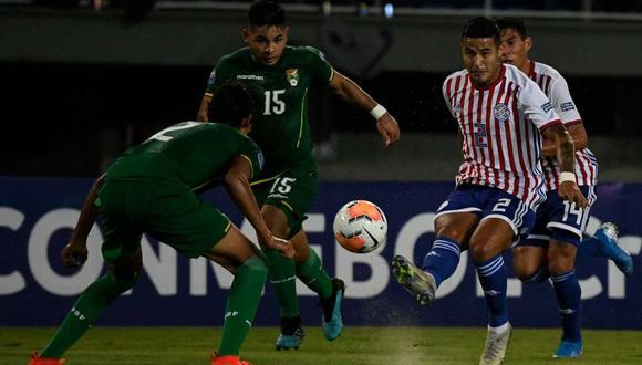 Uruguay vs. Bolivia se enfrentarán en la tercera jornada del Preolímpico Sub 23. (Foto: AFP)
