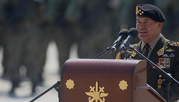 El general en retiro del Ejército Peruano Benigno Leonel Cabrera Pino postulaba al Congreso por Arequipa para las elecciones del 11 de abril, pero decidió asumir el cargo parlamentario accesitario hasta julio de este año. (Foto: Andina)