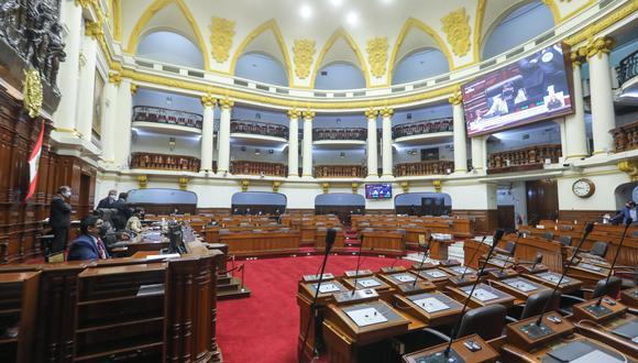 El presidente francisco sagasti regresó al Congreso 13 iniciativas legislativas. También devuelven propuesta relacionada con rentabilidad y reembolso de comisiones de AFP. (Foto: El Comercio)