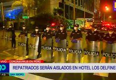 Peruanos repatriados de Miami serán puestos en cuarentena