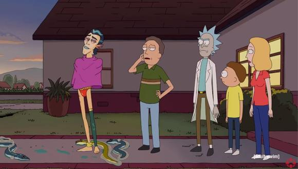 "Hace medio año se estrenó la cuarta temporada de ""Rick and Morty"" en Netflix. (Foto: Captura de YouTube)."