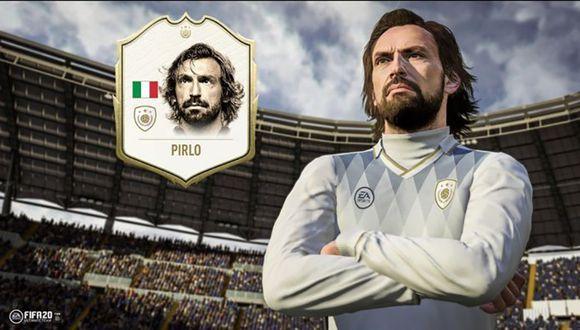 Drogba y Pirlo serán las próximas Leyendas de FIFA 20. (Difusión)