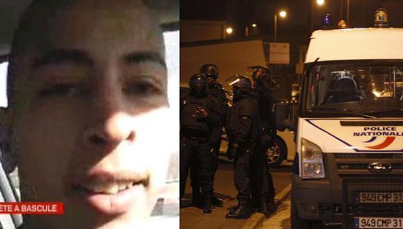 SIN SALIDA. El asesino de Toulouse, Mohamed Merah (arriba), está rodeado por las fuerzas especiales. (France 2/Reuters)