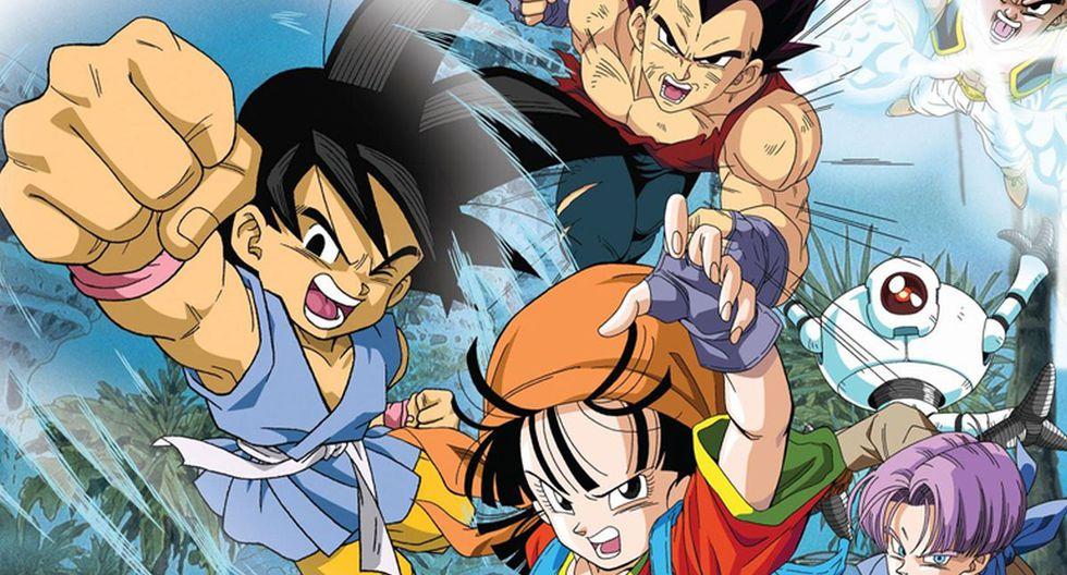 Pese a que GT no era una obra original de Akira Toriyama, este contaba con la aprobación del creador para que se emitiera en televisión. (Foto: Toei Animation)