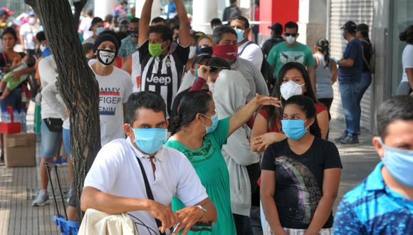 El Gobierno estima que se han perdido 200,000 puestos de trabajo en Ecuador por la crisis sanitaria del COVID-19. (Foto: AFP)