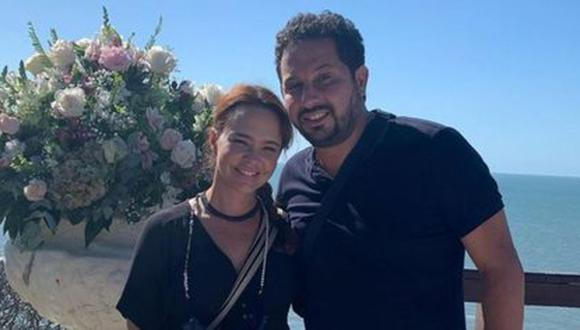 La pareja se casará en septiembre de 2021, resaltando que la boda se pospuso por la muerte del padre de Natasha. (Foto: Instagram)