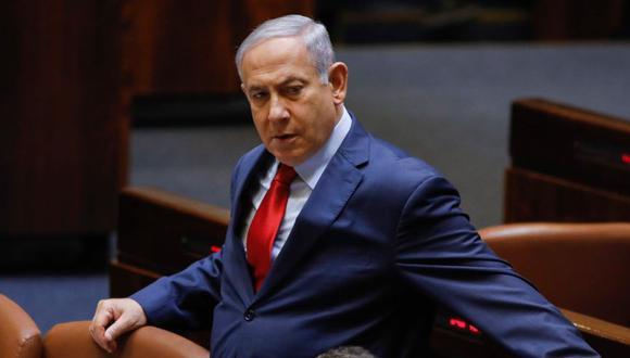 Israel: Parlamento aprueba disolverse y convocar nuevas elecciones tras imposibilidad de Benjamín Netanyahu de formar una coalición de Gobierno. (AFP)
