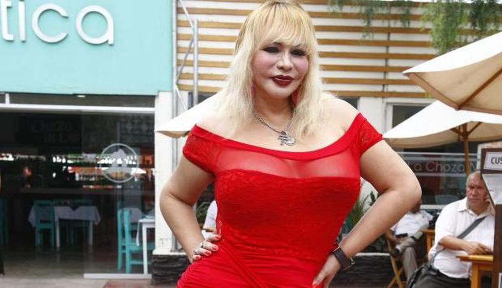 Tras su relación, Susy Díaz y Augusto Polo Campos concibieron a Florcita. (USI)