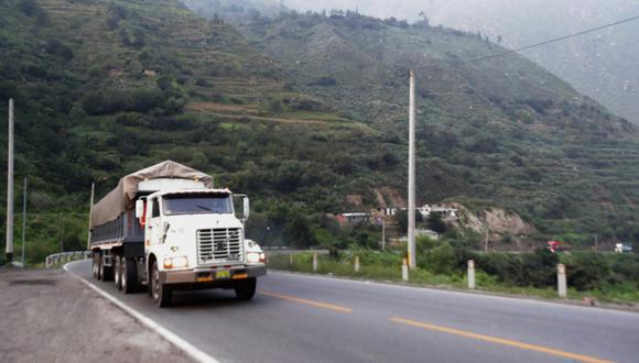 El MTC informó también que se realiza el mejoramiento y conservación del corredor vial que va desde Huancayo a Cañete. (Foto: GEC)