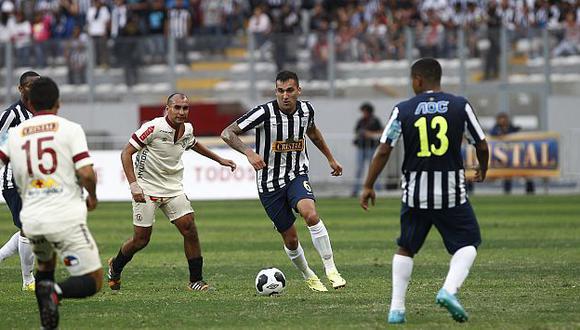 Clásicos Alianza Lima-Universitario se jugarían con hinchada local el 2015. (USI)