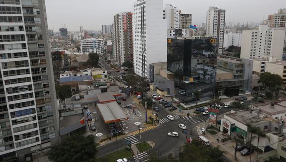 Jesús María alberga gran cantidad de proyectos inmobiliarios. (GEC)