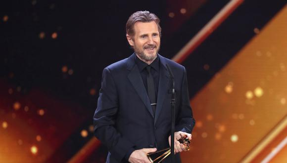 El actor Liam Neeson tiene más de 10 años protagonizando populares películas de acción. (Foto: Christian Charisius / POOL / AFP)