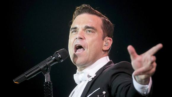 Robbie Williams volverá a ser padre. (EFE)