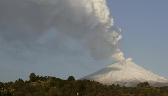 Al volcán se le conoce como 'Don Goyo' en México. (Reuters)