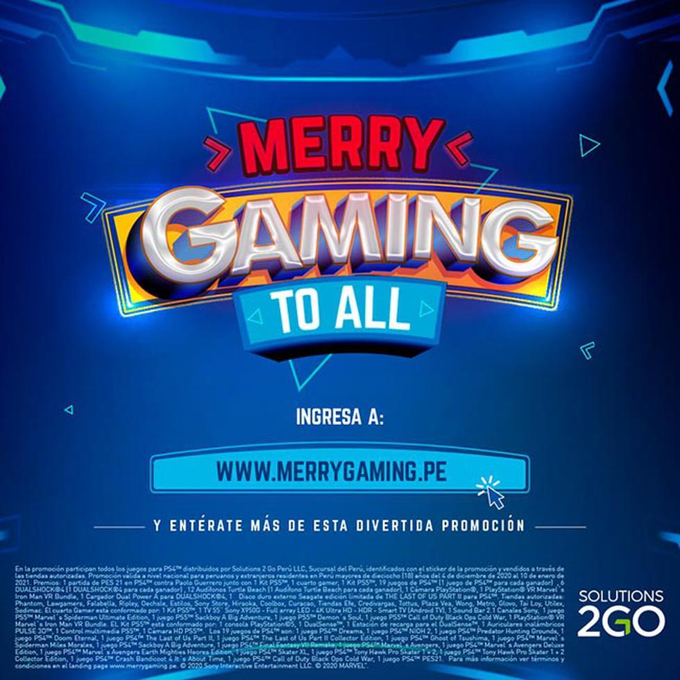 Se anunció un nuevo concurso para todos los gamers con grandes premios.