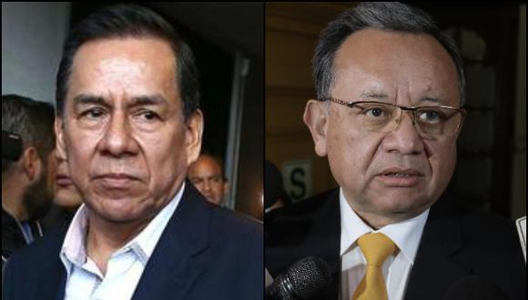 El antaurista José Vega criticó el actuar de Edgar Alarcón en la Comisión de Fiscalización (GEC).