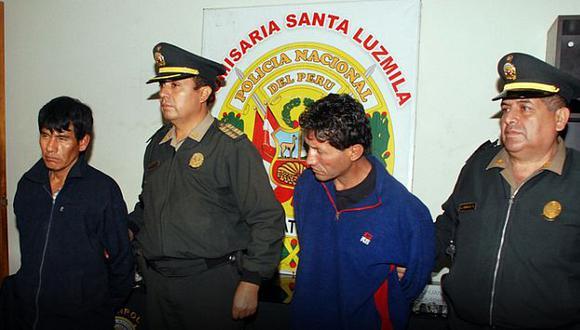Policía Nacional detuvo a 16 requisitoriados durante megaoperativo en Lima Norte. (Andina)