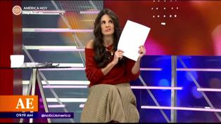 Rebeca Escribens crítica a las participantes de 'Reinas del show'