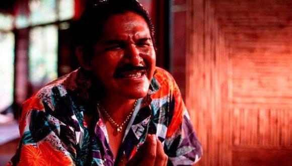 Aristóteles Picho como 'El Sinchi' en 'Pantaleón y las visitadoras', uno de sus personajes más memorables. (La República)