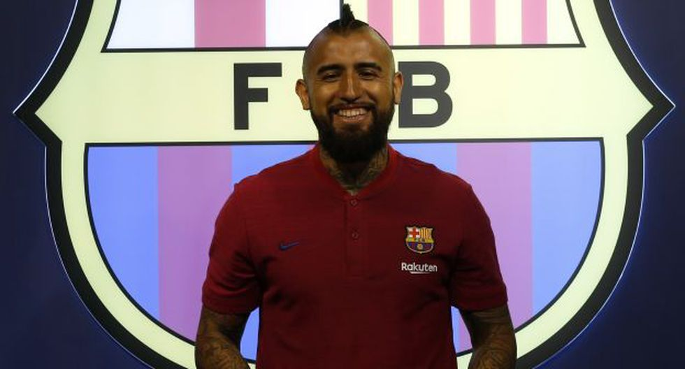 Arturo Vidal firmará contrato con Barcelona por las próximas tres temporadas. (Foto: AP)