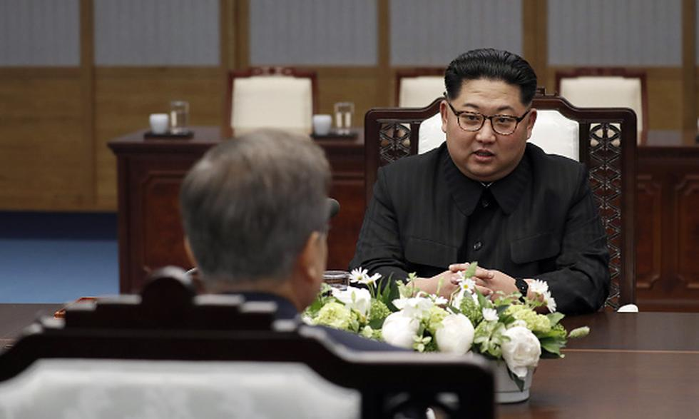 Donald Trump cancela cumbre con Kim Jong Un. (Getty)