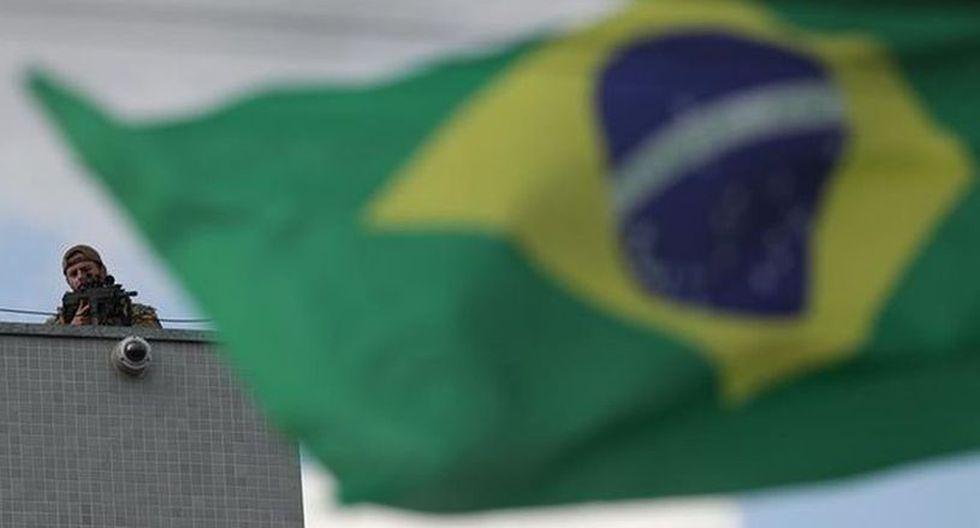 El estado de Río de Janeiro afronta una grave crisis de seguridad que se desató tras la celebración de los Juegos Olímpicos de 2016. | Foto: EFE